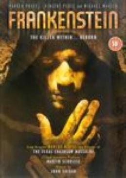 Frankenstein - DVD cover
