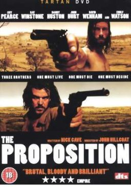 The Proposition - DVD cover