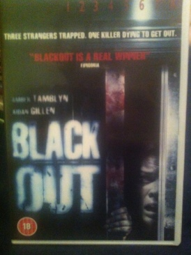 Blackout - DVD cover