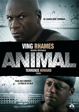 Animal - DVD cover
