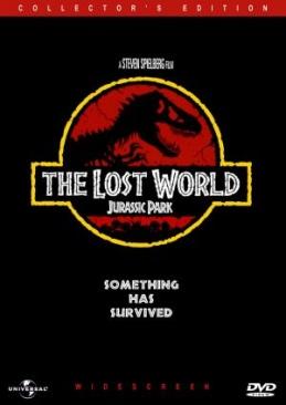 Jurassic Park - Laser Disc cover