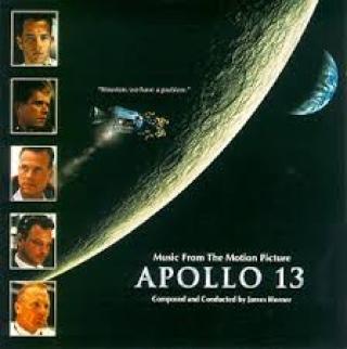 Apollo 13 - Laser Disc cover