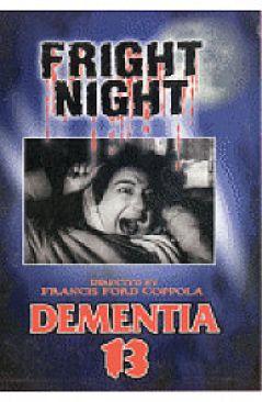Dementia 13 - DVD cover