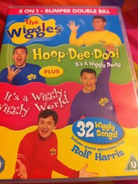 Wiggles Hoop Dee Doo Wiggly Par...