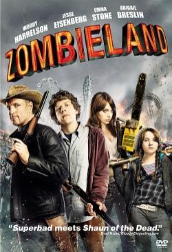 Zombieland - DVD cover