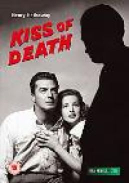 Kiss of Death - DVD cover