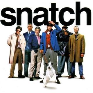 Snatch. - DVD cover