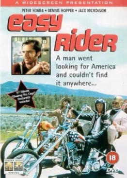Easy Rider - DVD cover