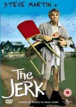 The Jerk - UMD cover