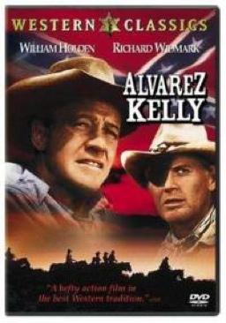 Alvarez Kelly - DVD cover