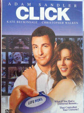 Click - DVD cover