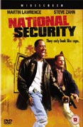 National Security - DVD cover
