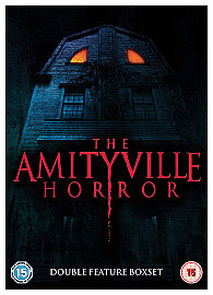 The Amityville Horror - 1979 & 2005 Box Set - DVD cover