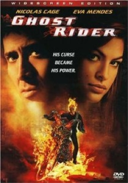 Ghost Rider - DVD cover