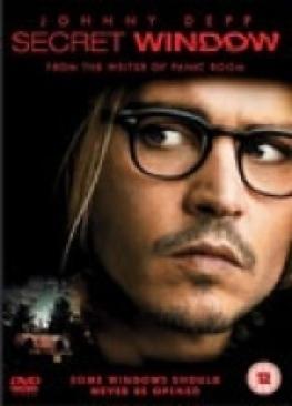 Secret Window - DVD cover