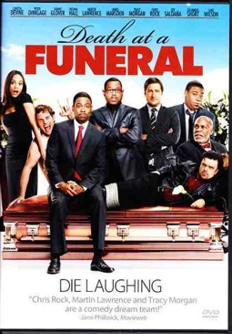 Death at a Funeral - DVD cover