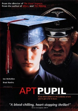 Apt Pupil - DVD cover