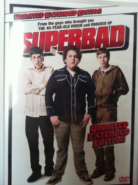 Superbad - DVD cover