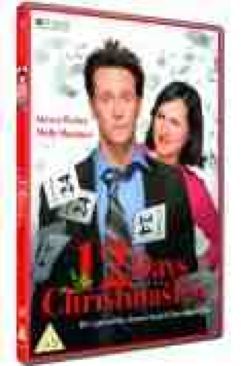 12 Days of Christmas Eve - DVD cover