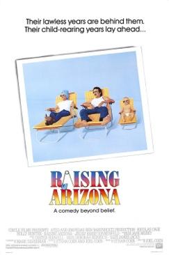 Raising Arizona - DVD cover