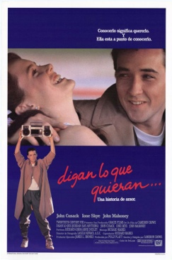 Say Anything... - DVD cover