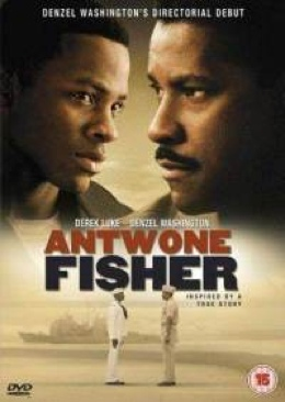 Antwone Fisher - DVD cover