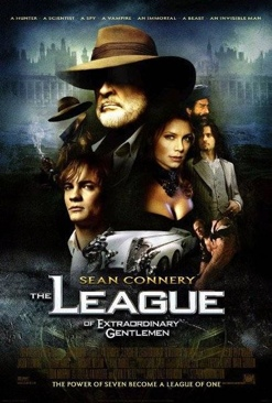 The League of Extraordinary Gentlemen - VHS cover