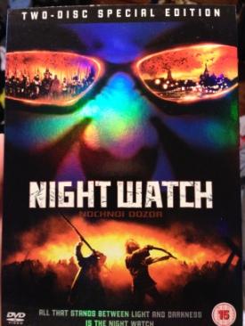 Night Watch - DVD cover