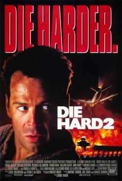 Die Hard 2 - UMD cover