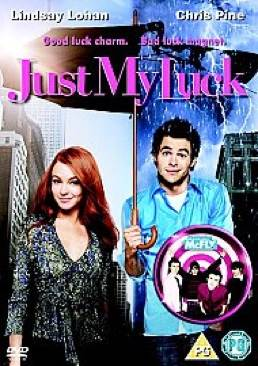 Just My Luck - DVD cover