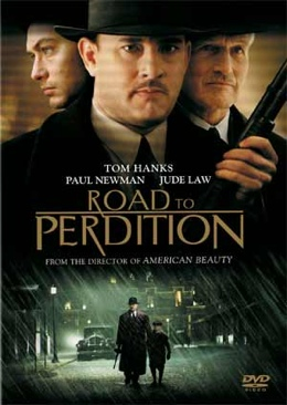 Road to Perdition - DVD cover