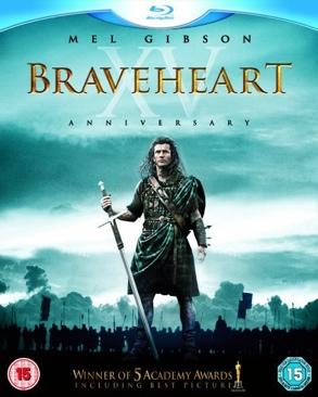 Braveheart - Blu-ray cover