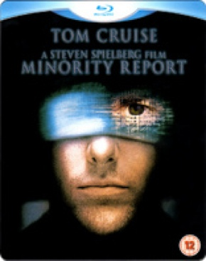 minority report book download