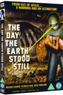 The Day the Earth Stood Still - DVD cover