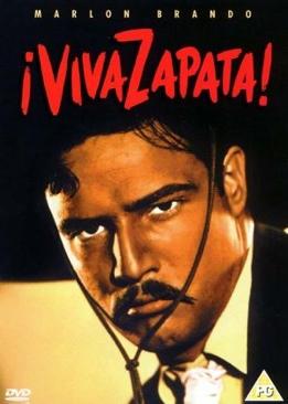Viva Zapata! - DVD cover
