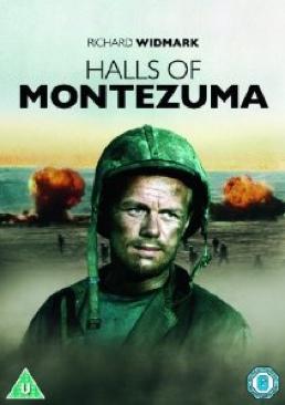 Halls of Montezuma - DVD cover