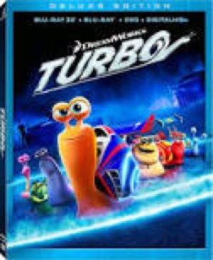 Turbo - Blu-ray cover