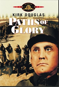 Paths of Glory - Blu-ray cover
