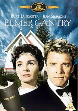 Elmer Gantry - DVD cover