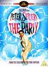 The Party - Blu-ray cover