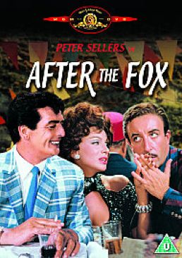 After the Fox - DVD cover