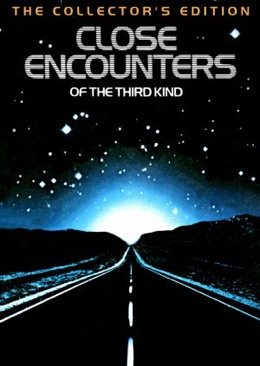 Close Encounters of the Third Kind - DVD-R cover