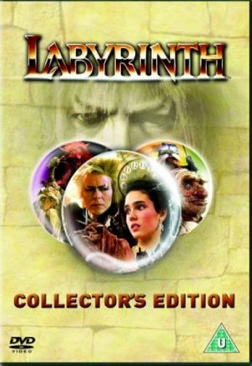 Labyrinth - DVD cover