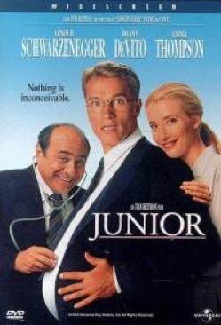 Junior - HD DVD cover