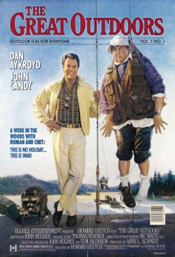 The Great Outdoors - VHS cover