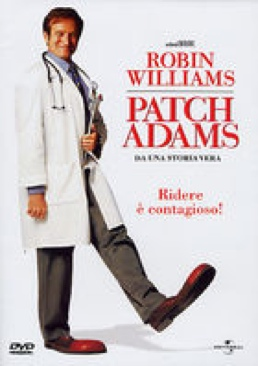 Patch Adams - DVD cover