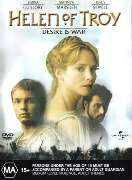 Helen of Troy - DVD cover