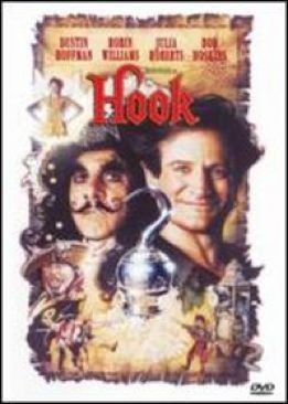 Hook - DVD cover