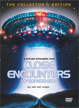 Close Encounters of the Third Kind - CED cover