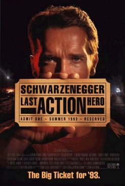 Last Action Hero - Video 8 cover